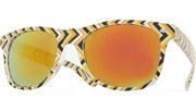 Directional Cool Sunglasses - Brown/Revo