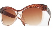 Croc Sunglasses - Brown/Brown