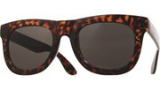 Cool Oversized Cool Sunglasses - BrnBlk/Black