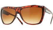 Vintage Eye Wides - Tortoise/Brown