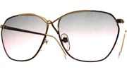 Oversized Criss Cross Bridge Sunglasses