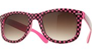 Checkered Cool II - Pink/Smoke