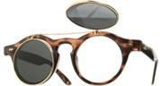 GaGa Flip Sunglasses - Tortoise/Black