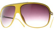 Aviator Top Bar - YelBlk/Smoke