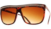 Gaga Diamonds Sunglasses - Tort/Gld/Brn