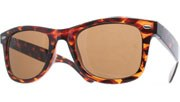 Striped Cool - Tortoise/Brown