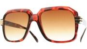 80s DMC Sunglasses - Tortoise/Brown